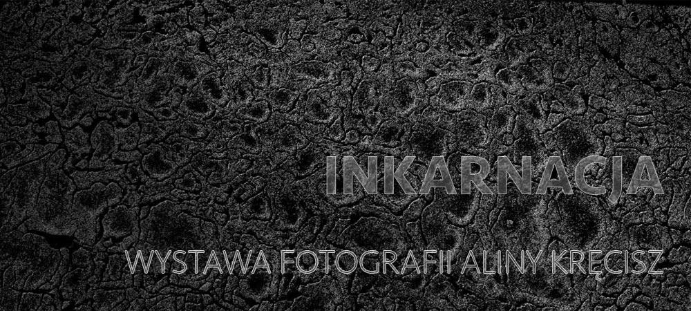 INKARNACJA - wystawa fotografii Aliny Kręcisz