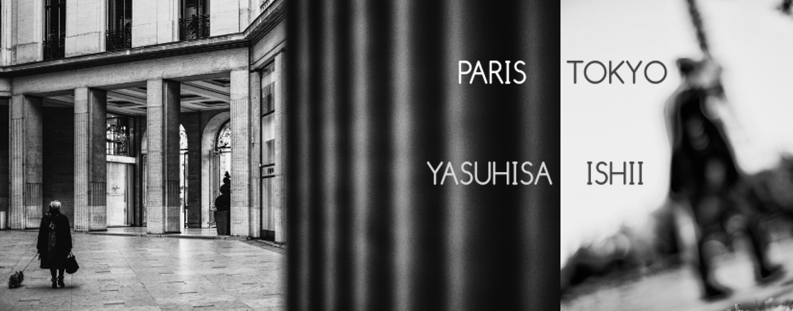 PARIS - TOKYO wystawa YASUHISA ISHII