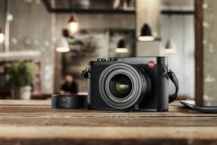 Dzień Otwarty w Galerii Trzecie Oko z Nową Leiką Q i nową Leiką Monochrom