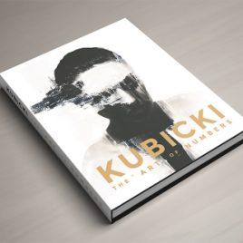 """The Art of Numbers"" album Jarka Kubickiego (sygnowany)"