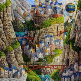 Kanton czerwonych mostów – Roch Urbaniak